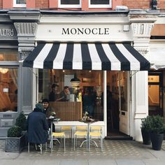 by Georgina Wong Staying caffeinated in the Big Smoke is always a must, especially if the Fashion Week season is keeping you busy. Below are some of our favourite spots in the city to grab a cup of...