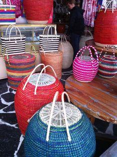 #Mexican #Handicrafts #baskets
