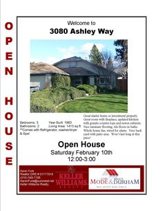 Just Listed in Sacramento