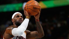 NBA: LeBron leads Cavaliers charge; Spurs stun Clippers; Pacers snap losing streak