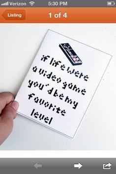 My Favorite Level (Card)