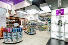 Mrs. SHOPFITTER - Farmacia La Vaguada, Pergola Reforma