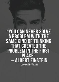 Einstein was genius