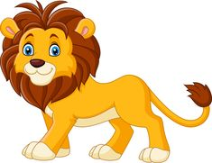 lion-cartoon-vector.jpg (600×462)
