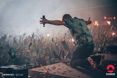 Wybierz się na największy festiwal muzyki elektronicznej w Polsce. Przeżyj niezapomniane chwile. Zapraszamy do oficjalnego serwisu Sunrise Festival 2018!