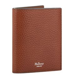 ef97d82089 MULBERRY Grain Leather Trifold Wallet.  mulberry