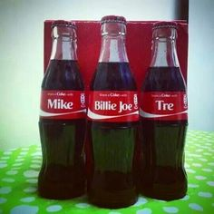 I want to share a coke with them!!