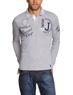 Red Bridge - camiseta gris para hombre #regalo #arte #geek #camiseta