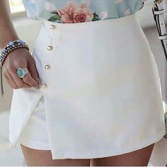 Super Spring Outfits To Summer Fashion That Always Looks Fantastic Fashion Mode, Girl Fashion, Fashion Dresses, Womens Fashion, Fashion Design, Midi Dresses, 50 Fashion, Shorts Altos, Short Skirts