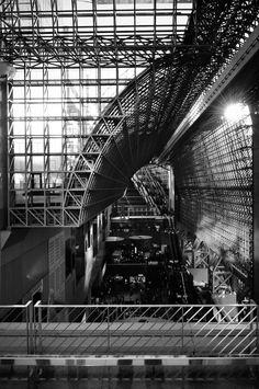 Hiroshi Hara's Kyoto Station