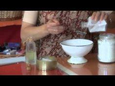 Sampon, dezodor és mosószer készítés házilag - YouTube