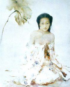hu jun di paintings | Hu Jun Di / Современная китайская живопись ...