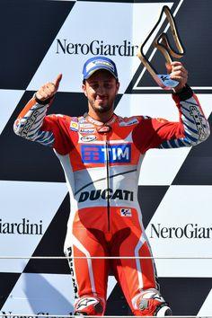 Andrea Dovizioso P2 GP Austria 2016