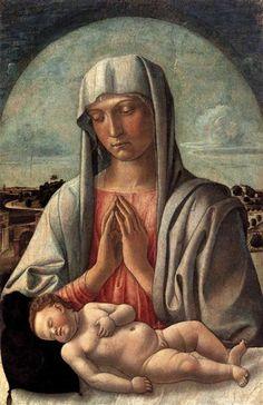 Madonna and Child - Giovanni Bellini