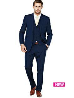 Skopes Mens Wool Rich Suit Jacket
