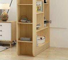 Hình ảnh chi tiết kệ trang trí Wood Pallet Furniture, Simple Furniture, Apartment Furniture, Home Furniture, Room Partition Designs, Living Room Divider, Home Organization, Decoration, Shelving