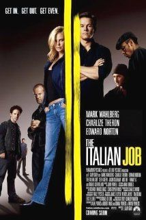 The Italian Job : One of the legendary heist movies. Fast paced action and worth watching for the well planned heists.