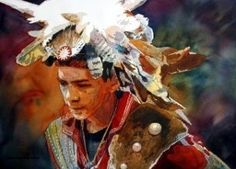Web-Goldstein-Warren_Native-American-Series-Boy-with-Head-Dress_22X302-300x216