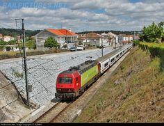 RailPictures.Net Photo: CP 5612 Caminhos de Ferro Portugueses Siemens CP 5600 series at Vila Franca das Naves, Portugal by J.C.POMBO