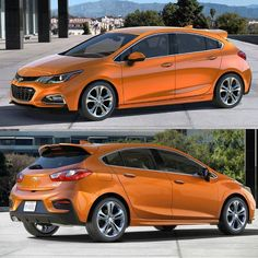 """""""The newly redesigned adds a version to its lineup for Long live the ! Chevrolet Cruze, 2017 Chevy Cruze, Buick, Cadillac, Car And Driver, Lineup, Cars Motorcycles, Long Live, Cars"""