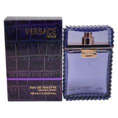 I'm learning all about Men's Versace Man by Versace Eau de Toilette Spray - 3.4 oz at @Influenster! @Versace