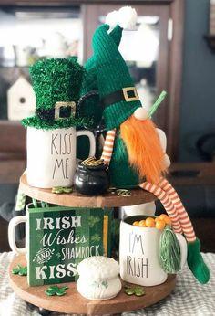 St. Patrick's Day Rae Dunn