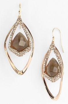 Alexis Bittar 'Miss Havisham' Orbiting Stone Drop Earrings (Nordstrom Exclusive) available at #Nordstrom