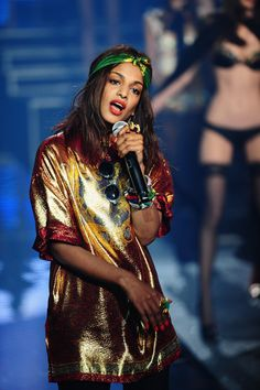 M.I.A. Singer, songwriter, anti-genocide activist, Mother Theresa supporter, pot-stirrer....all-around awesome!!!