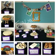 78 Best F R I E N D S Party Images Themed Parties Friend Birthday