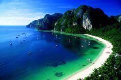 Thailand Pi Pi Island