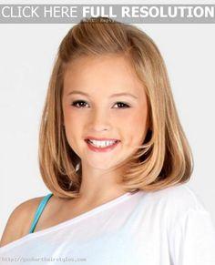 hair styles 9 year girls