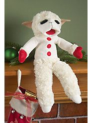 Adorable Lamb Chop Puppet