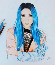 "110.7k Likes, 344 Comments - Niki DeMartino (@niki) on Instagram: ""Talent always creeping on u's for edits & drawings / art to repost and share with everyone. Tag…"""