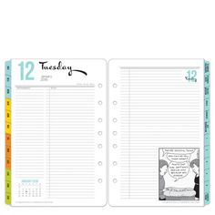 AtAGlance Daily Action Planner Appointment Book  Places For