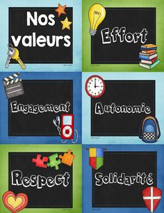 La classe de Madame Valérie: Pour faire du pouce sur les affiches des valeurs de la classe Teacher Classroom Decorations, School Classroom, Classroom Activities, Teaching French, Teaching English, Teaching Tools, Teaching Resources, Classroom Management Techniques, Management Tips
