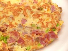 Another one of my fave / Spanish Omelette   JW Recipes
