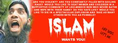 Islam Wants You