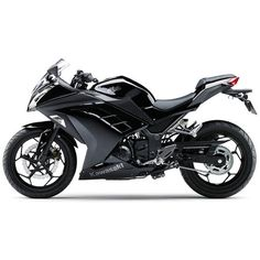 2013 Kawasaki Ninja 300 ABS Review ❤ liked on Polyvore featuring cars, vehicles, motorcycle and filler