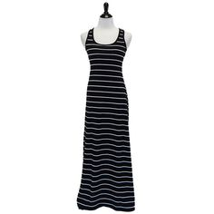Catch Me If You Can Striped Dress