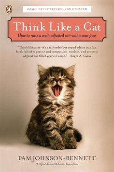 This is a fully revised and updated edition of the bestselling feline behaviour bible. Thanks to her regular appearances in the media and at veterinary conferences and humane organizations, most cat owners already recognize Pam Johnson-Bennett as the authority on all things feline. Over the past ten years, the award-winning author has continued to refine her work and techniques. From basic health care to more serious behavioural issues, from training cats to use a scratching post to avoiding…