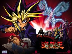 Yu-Gi-Oh was my favorite cartoon/anime when I was a kid