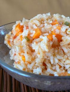 Mexican Rice, I am still on the hunt for a goo authentic mexican rice recipe that works. Going to try this one and see.