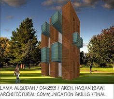 Lama Al QudahArchitectural Communication Skills-