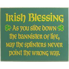 irish blessing - Google Search