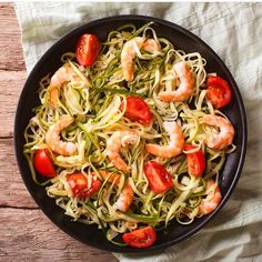 Shrimps 🍤 'n zucchini pasta🍝! Yay or nay? For healthy food Follow➡ @weightlossexpert #weightloss #weightlossexpert#weightlossexpertguide #diet #keto #ketogenicdiet #lchf #lowcarb #paleo #dinner #lunch #plainandsimple #eatclean #nofancystuff #ilovefood #ihatediet #qualityfood #fitness #health #instafit #fitlife #bikinibody #picoftheday #instagood #saladoftheday #instafood #yummy #nofilter #foodporn