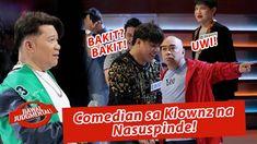 Comedian sa Klownz na NASUSPINDE! | Bawal Judgmental | December 13, 2019 - YouTube