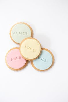 Wedding favour biscuits, personalised wedding gift, personalised biscuits for…