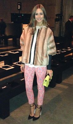 Olivia Palermo | Snapped | Olivia Palermo's Style Blog and Website