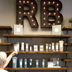 "17 Likes, 2 Comments - Ryli Blue Salon (@ryliblue) on Instagram: ""Plenty of products perfect for your hair! Come see our wall of luxurious hair care products to get…"""