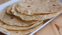 Massa de Tortilhas